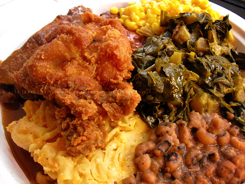 Soul Food In Boston - Candelaria Silva